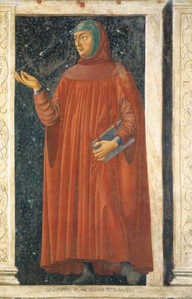 Famous Persons Francesco Petrarca WGA